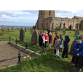 Looking at Grace Darling's Tomb