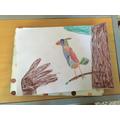Isaac's bird