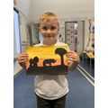 Year 2 Silhouettes