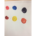 Year 2 Mixing Colour