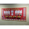 Year 4 Greek Sandals Unit