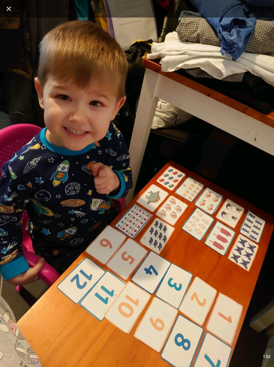 Using maths resources at home