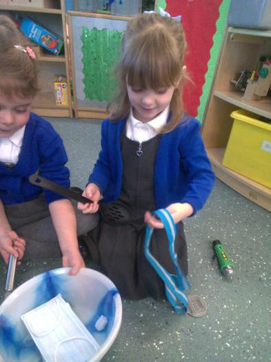 Making silly soup with 'm' objects