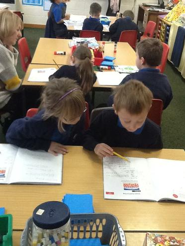 Maths No Problem - discussing strategies