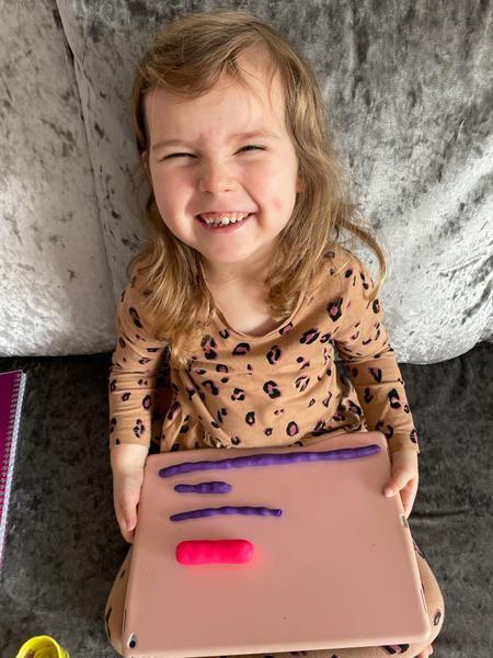 Millies maths task