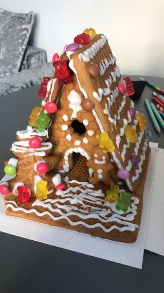Millie amazing Hansel and Gretel house