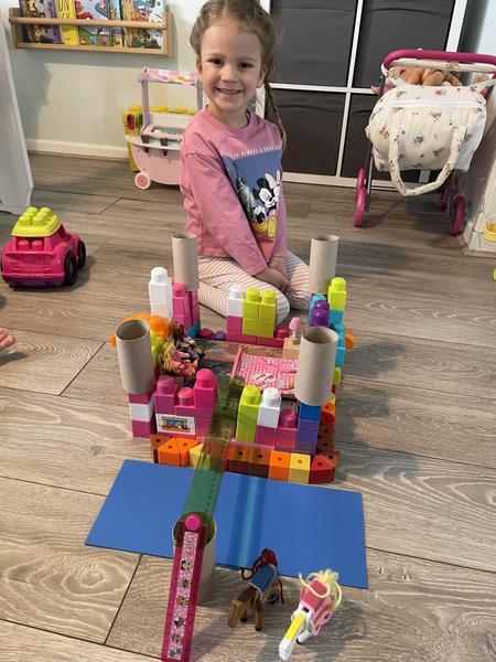 Evies 3D castle