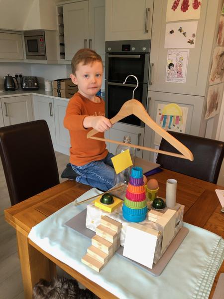 Harveys super 3D castle