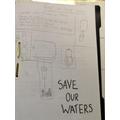 'Flow' homework on saving water