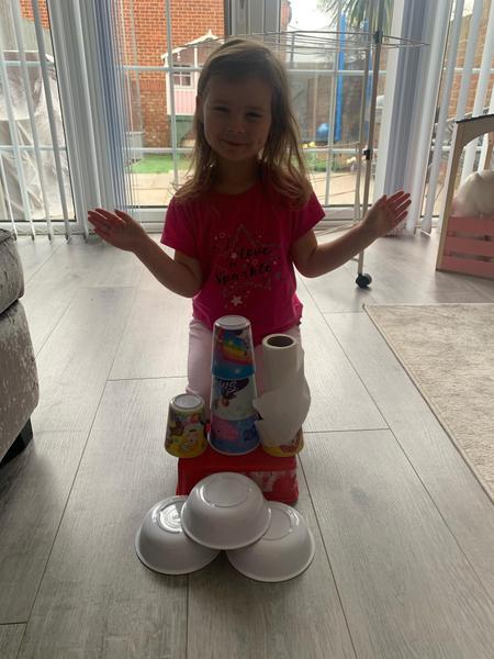Millies 3D castle