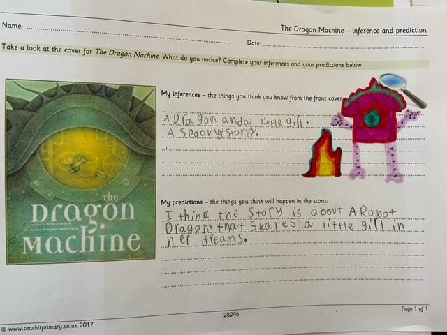 Ruby's great work on The Dragon Tree