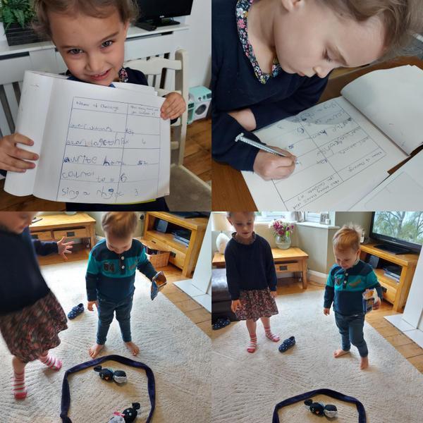 Evelyns maths task