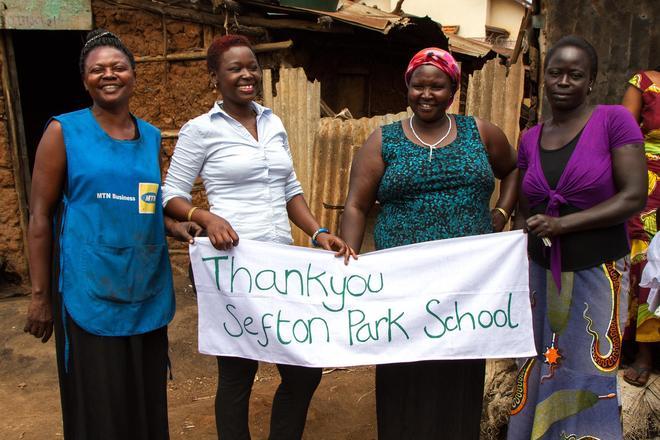 Thank you Sefton Park School 3