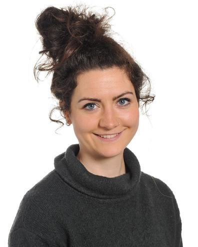 Miss Sampson, Class Teacher, Poplar