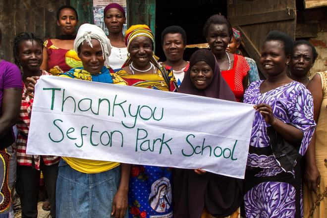 Thank you Sefton Park School 2