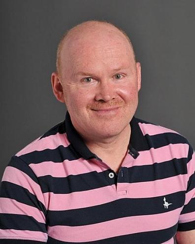 Mr Julian Swindale, Pine Class Teacher