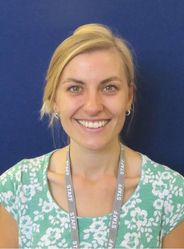Miss Madeleine O'Loughlin, Cedar Class Teacher