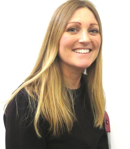 Lisa Chester, Class teacher, Cypress Class