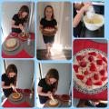 Charley has been busy baking!