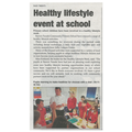 Healthy Lifestyle Week - Published 23/11/2017
