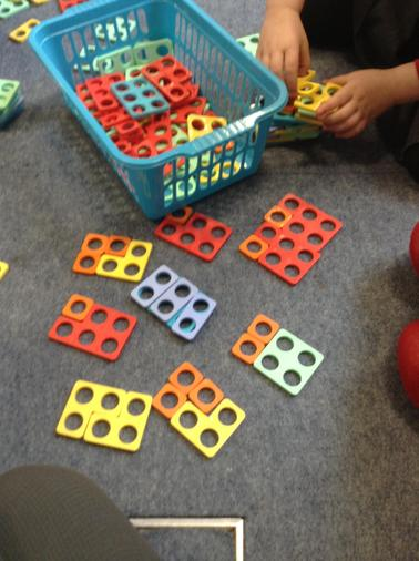 How many different ways can you make 6?
