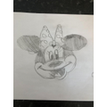 Some wonderful creativity with Esme's sketching!
