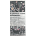 Year 5 France Trip - Published 13/04/2017