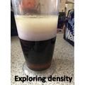 Tyler has been exploring different density!