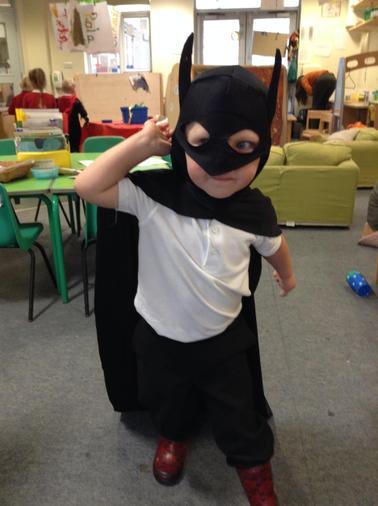 """""""I Batman!"""""""