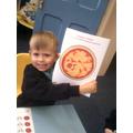 Designing pizza