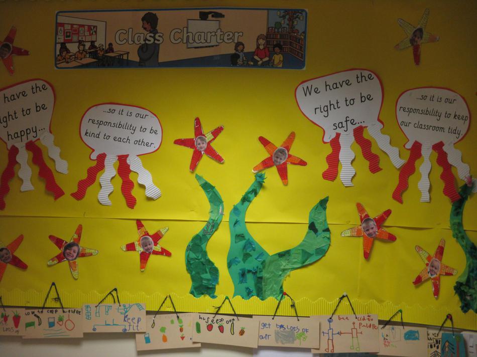 Starfish Class Charter