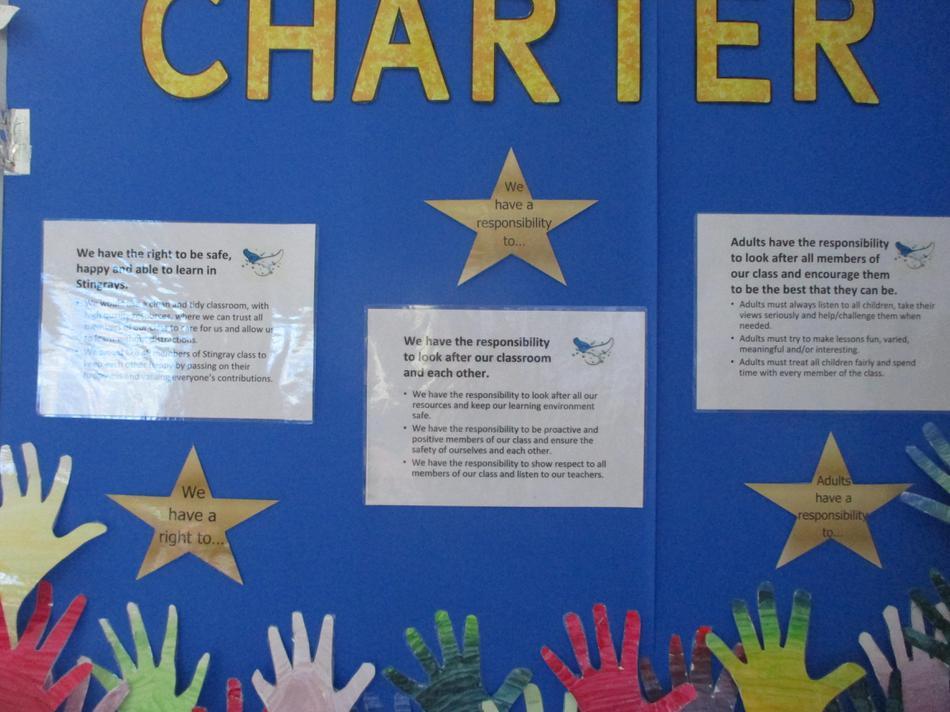 Stingrays Class Charter