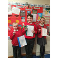 Children from Greenfields Primary School share their Darwin Values Award journeys