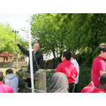 Testing Wind Direction in The School Garden