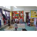 A Nursery Area