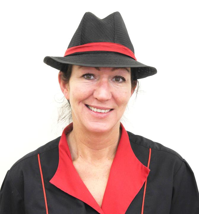 Miss V West - Catering Manager/Cleaner