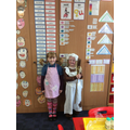 Pippi Longstockings and Cinderella