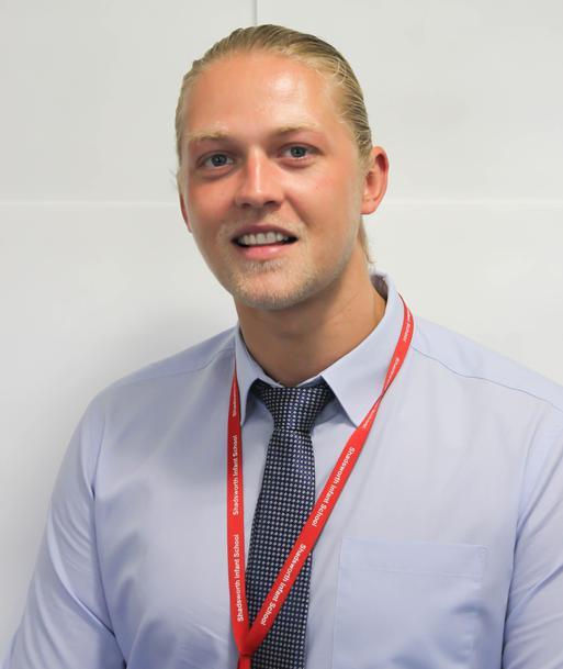 Mr A Pierce - Year 2 Teacher/TLR