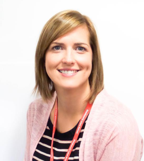 Mrs E Varey - Deputy Headteacher