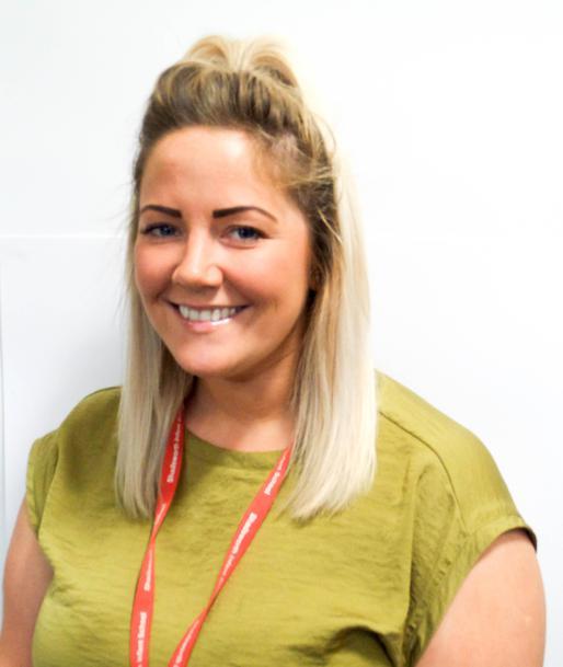 Miss P Barnes - Reception Teacher