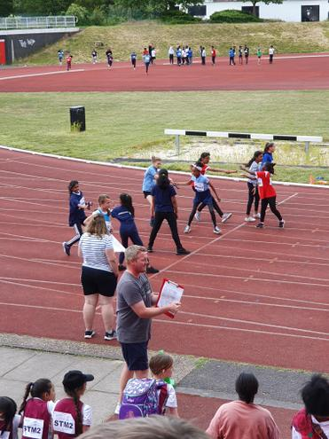 Area sports athletics