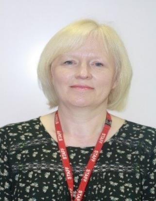 Mrs Karen Robinson - Teaching Assistant