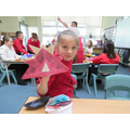 Origami with Mr Hart