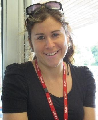 Miss Jenna Sweet - Reception Class Teacher