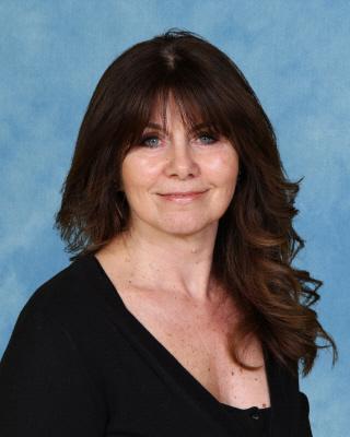 Mrs Sue Wardman - Admin Assistant