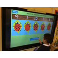 We like using the Interactive Whiteboard
