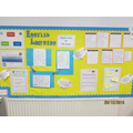 English learning display