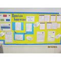 English learning display