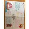 Well done Layla (C5) for a brilliant poster!