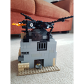 We love the Lego dragon, Henry!